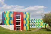 Athenee de Luxembourg — Stockfoto