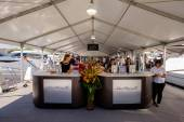 Miami International Boat Show — Stock Photo