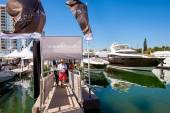 Miami International Boat Show — Fotografia Stock