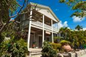 Key West architecture — Stock Photo