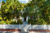 Key West architecture — Stock Photo