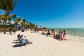 Key West Spring Break — Stock Photo