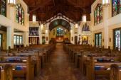 Key West Church — Zdjęcie stockowe