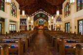 Key West Church — Stock Photo