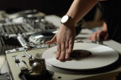 DJ music — Stock Photo