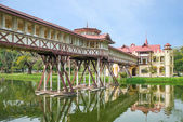 Sanam Chandra Palace,Nakhon pathom, Thailand — Stock Photo