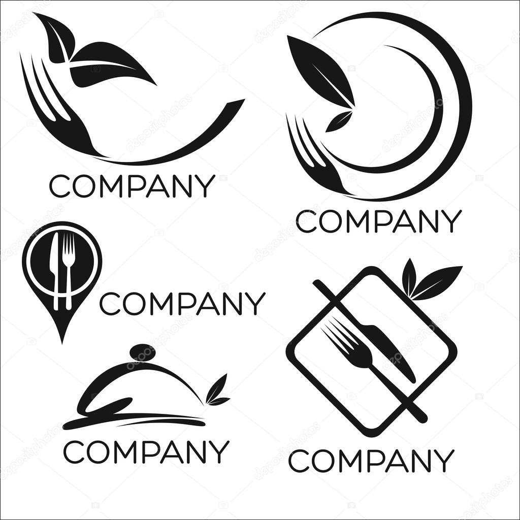 an example of a restaurant and cooking logo stock vector an example of a restaurant and cooking logo stock illustration