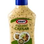 Постер, плакат: Kraft classic caeser salad dressing