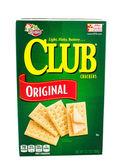 Club crackers — Stock Photo