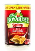 Chef boyardee — Stock Photo