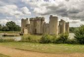 Bodiam castle — Stock Photo