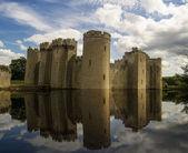 Bodiam 城堡 — 图库照片