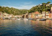 Beautiful Spot at Portofino Located in Italy — Stock Photo
