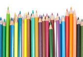 Colors pencils set — Stock Photo