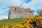 Duart castle, Isle of Mull — Stock Photo