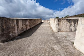 Cretto di Burri, Belice earthquake memorial — Stock Photo