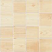 16 square Wood pattern background — Stock vektor