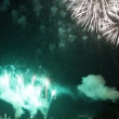 Set collection montage, Beautiful celebration fireworks, HD 1920x1080 clip. — Stock Video #59402417
