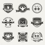 Sports logo — Stock Vector #59178015