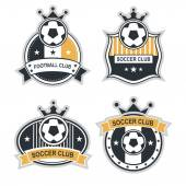 Sport emblems — Stock Vector