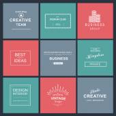 Design — Stock Vector