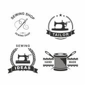 Tailor — Stock Vector