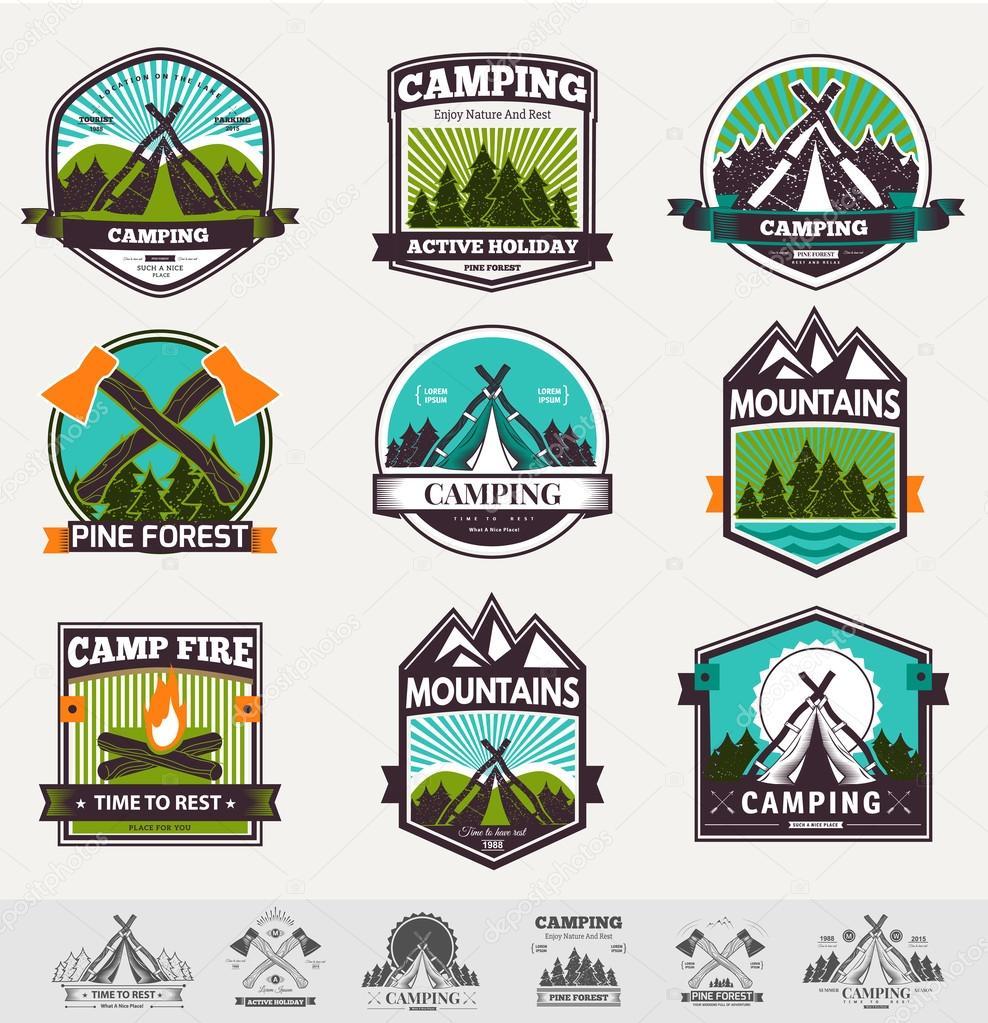 Camping Norcenni Girasole Club kamperen op Camping