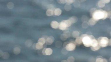 Different ocean waves — Stock Video