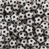 Soccer Ball Background — Zdjęcie stockowe