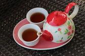 Tea break time — Stock Photo