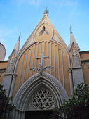 Часовня Святого Bernandin (другое название часовня белой Пенитентс) — Стоковое фото