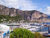 Port in Beaulieu — Stock Photo