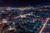 Night View Of Tampere 1 — Stock Photo