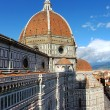 Brunelleschi's Cupola - Florence Dome — Stock Photo #61973839