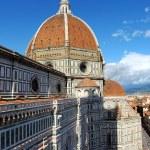 Brunelleschi's Cupola - Florence Dome — Stock Photo #61973839