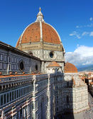 Brunelleschi's Cupola - Florence Dome — Stock Photo