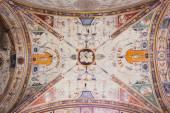 Grotesque Fresco Palazzo Vecchio - Florence — Stock Photo