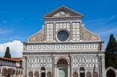 Basilica of Santa Maria Novella - Florence — Stock Photo