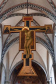 Christ Crucifixion - Florence — Stock Photo