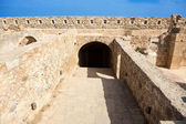 Fortress of Fortezza. Rethymnon. Crete. Greece. — Stock Photo