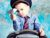 Mladý pilot. — Stock fotografie