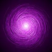 Particles vortex — Stock Vector
