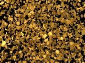 Złote monety — Zdjęcie stockowe