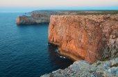 Rock w Cabo de Sao Vicente — Zdjęcie stockowe