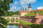 Nesvizh castle — Stock Photo