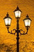 Lantern in Tbilisi — Stock Photo