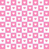 Heart pattern icon great for any use. Vector EPS10. — Διανυσματικό Αρχείο