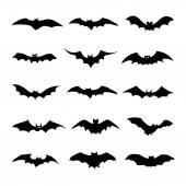 Bats Vector EPS10. — Stock Vector