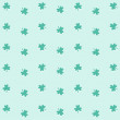 Green leaf background icons set great for any use. Vector EPS10. — Vector de stock  #73514619