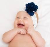 Yeni doğan bebek — Stok fotoğraf